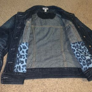 Express Jean Jacket size small